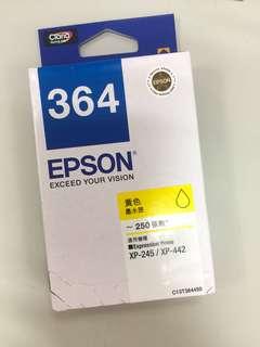 Epson xp一442原場墨水。4色都有