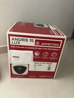 Ariston Andris Lux 15 water heater