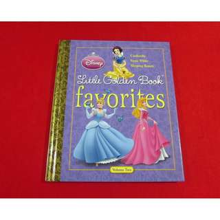 Little Golden Book Favourites Vol. 2