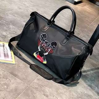 Mickey Inspired Travel Bag