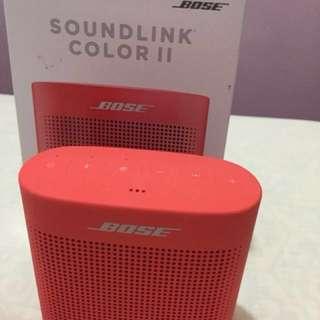 Bose Speaker Soundlink color 11