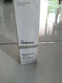 Niacinamide The Ordinary