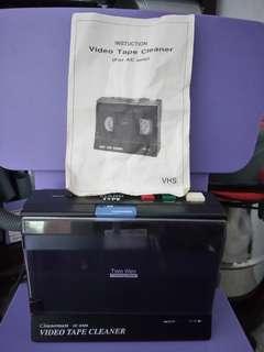 Vintage Video Tape Cleaner