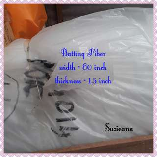 POLYESTER BATTING FIBER