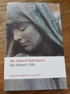 BN EN2229 The winter's tale The Oxford Shakespeare