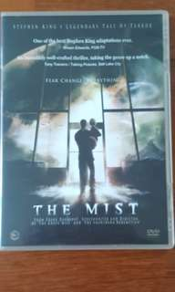 The Mist DVD