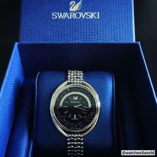 Swarovski Crystalline Oval Watch