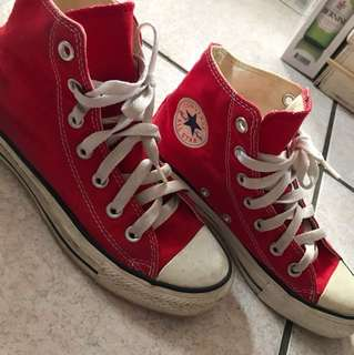 Convers 鞋子