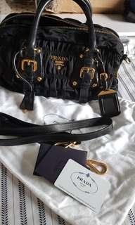 PRADA bag- like NEW condition Authentic