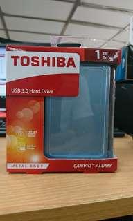 Toshiba 1TB Canvio Blue