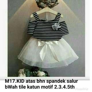 FREE ONGKIR DRESS SABRINA ANAK 93