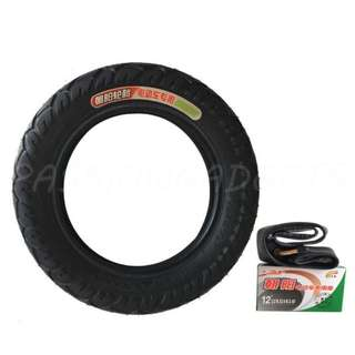 12inch Chao Yang Outer Tire