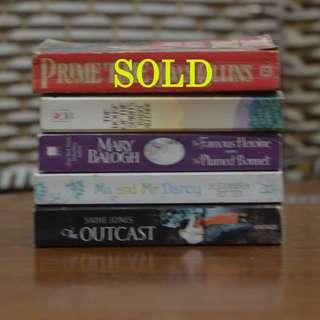 Pre-Loved : Variety Story Books