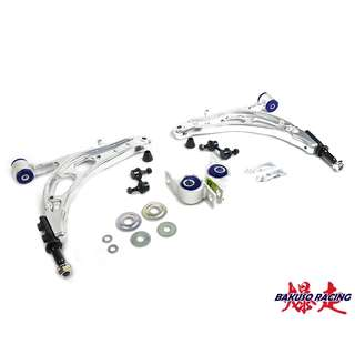 SuperPro Front Lower Control Arms Subaru WRX/STi 02~07