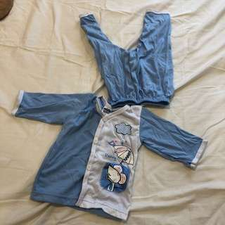 Top and bottom for babies RM14 (new)