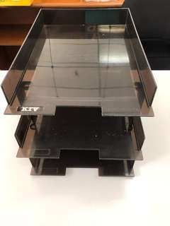 Office relocation sale: Office tray