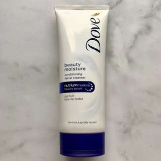 [Dove] Beauty Moisture Conditioning Facial Cleanser
