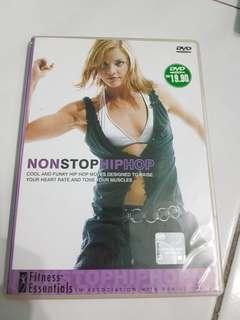 Yoga, Hip Hop dance beginner DVDs