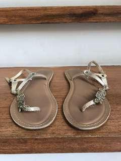 Accessorize Brown Sandals
