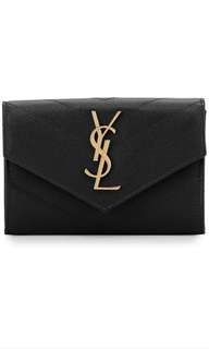 Saint Laurent Monogram Small Envelope Wallet - authentic & only bought it 2 months ago