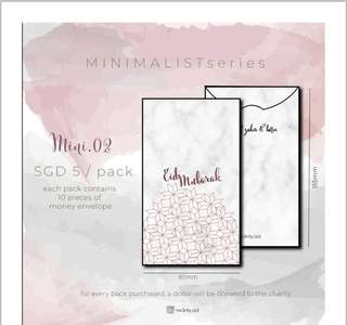 Money Envelopes / Sampul Duit 2018