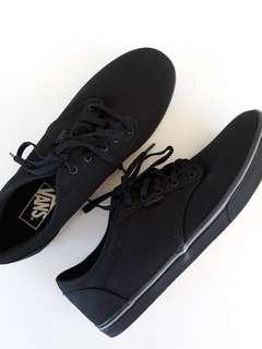Vans Black Women's Shoes