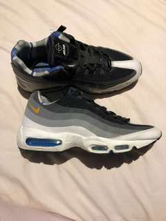 Nike Air Max 95 London Qs - Men's 8/Eur 41/Ladies 9