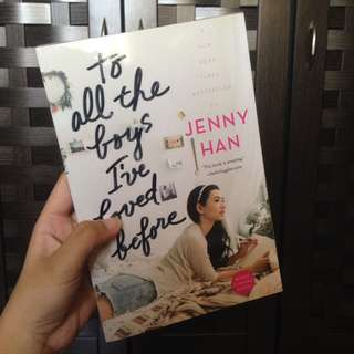 SEALED • To all the boys i've loved before