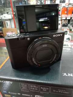 Kredit Proses Cepat Sony RX100M3