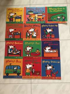 (Almost New)Maisy Books