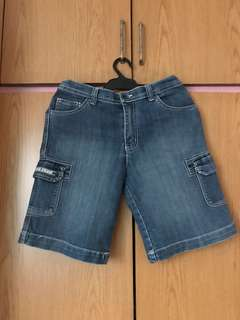 Garfield jeans shorts