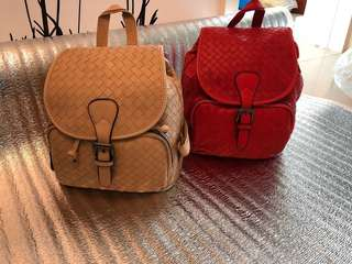 Trendy Backpacks, high qualify real cow leather, incredible price!