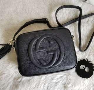 Genuine Gucci soho bag
