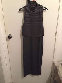 Glassons size M midi dress