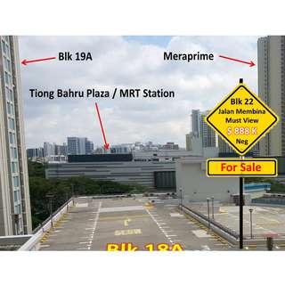 5-Room Flat At Jalan Membina Tiong Bahru