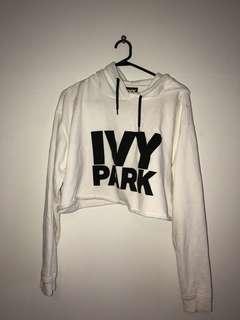 Ivy Park cropped hoodie