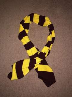 Harry Potter costume scarf