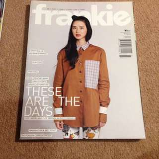 Frankie issue 41 May June 2011