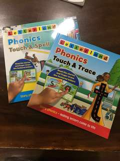 Letterland Phonics books