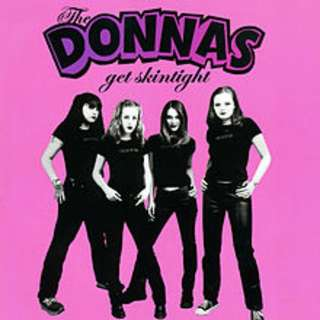 The Donnas ‎– Get Skintight CD