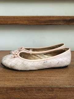 Zanea Pink Flats
