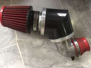 Top Fuel Cf Air Filter Honda Jazz