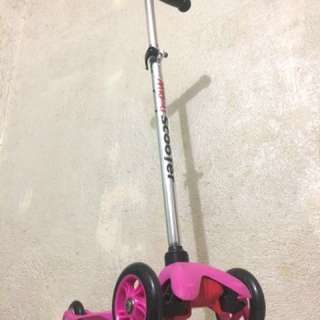 Children Scooter (Pink and Blue)