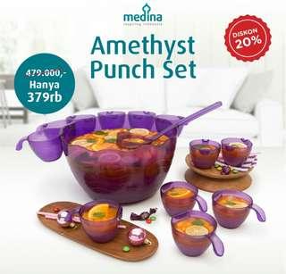 Amethis punch set