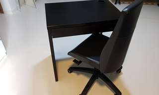 Computer Table and Chair combo