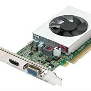 Nvidia GT620 Fermi OEM 1GB 顯卡 graphics card Low Profile LP 刀卡