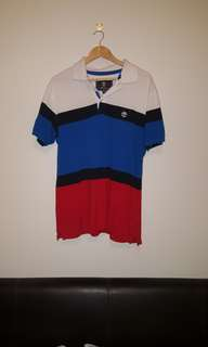 EARTH KEEPERS POLO TOP
