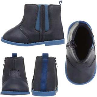 (NEW) Boy Rugged Bear Boots Shoe - Size US 5 - Walking Shoes Boots for Toddler