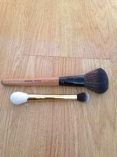 Bobbi brown/TArte brush duo