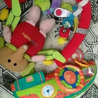 baby toys combo